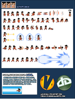 Gohan Ultimate Sheet by LukasAhl1