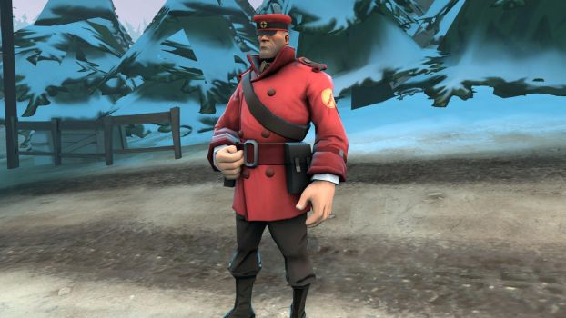 Heroes and Generals: USSR General by OtabaroCZ