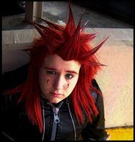 .KH. Axel's wtf face by Mint8Candy