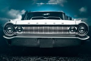 1964 Dodge 440 Front by AmericanMuscle