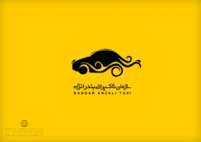 AnzaliPort Taxi Logo by m-maher
