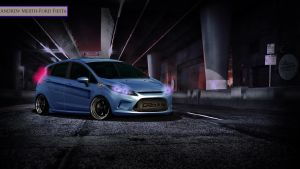 Ford Fiesta (2010) by andrewmerth