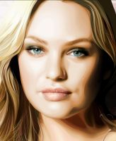 candice swanepoel, close-up by Swezzels