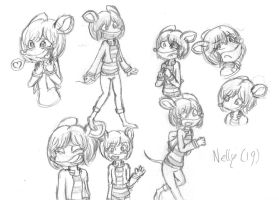 Nelly by Captain-Dorkalicious