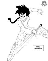 Videl Universe9 by Trunks777