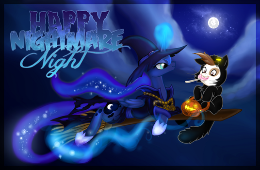 + Happy Nightmare Night + by carykaiba