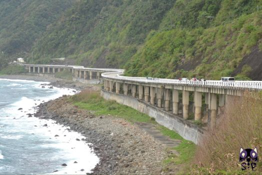 Patapat Bridge, Pagudpud, Ilocos Norte by JRAS22