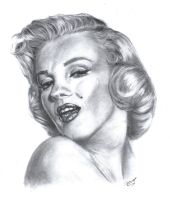Marilyn by TheNuckelavee