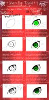 ++ Eye Tutorial ++ by CrimxonButterfliex