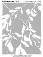 LOOMtones C02 Gray Foliage by LOOMcomics
