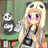 Help Miru, save dem pandas!  (Contest Entry) by happy-little-ghost