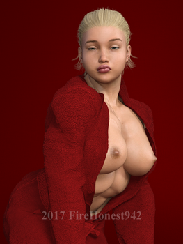 Playing With Skyler 14: Bathrobe Seduction by FireHonest942