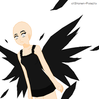 Angel from my nightmare by xXShonen-PixlezXx