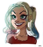 Harley Quinn by DaveJorel