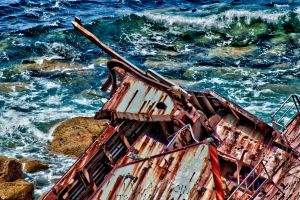 The wreck 5 by forgottenson1