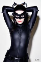 DKR Catwoman by MissScaryKitty