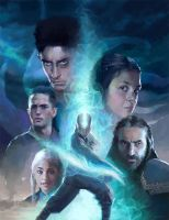 Avatar: The Last Airbender by ClintCearley