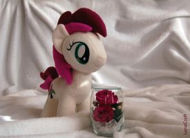 Roseluck [filly plush toy] by LanaCraft