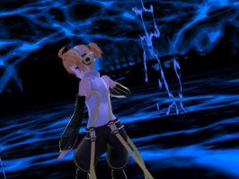 Mmd Pose Practice by Gwenathan