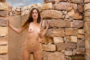 Stone Doorway Natalya by wellusedcamera