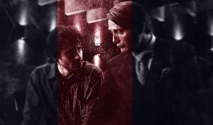 Hannigram Manip/Wall: the more you ignore me by Nephilim-Phoenix