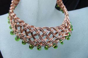 Celtic Copper Braid 2 by SRTolton
