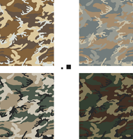Camo project - Frog and Leaf by Tounushi