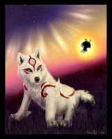 Okami - The Sun Rises by Starcanis