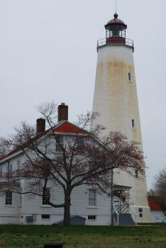 Sandy Hook Lighthouse by Crush-designs