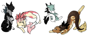.:Adopts:. Caelestix(s) *Closed* by Rising-At-Midnight