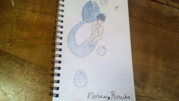 Merman Nanase by DarkLink2006