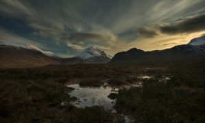 The Cuillins by shennachie