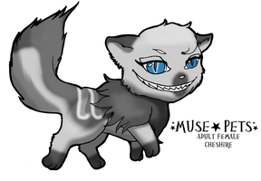 Clover-Kitteh - Winnie i by Muse-Pets