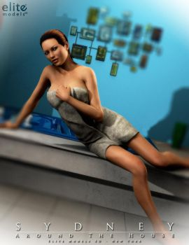 Around The House 01 by sydgrl3d