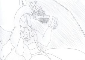 Pissed Off Draconis by Allethaen