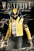 Real Wolverine by ALilZeker