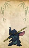 Ninja Master Stitch by Atellix