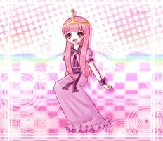 Princess Bubblegum- remake by CheshireP