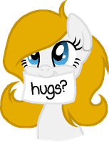 Hugs? by 1mbean