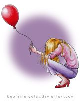 99 Red Balloons by beanystergates