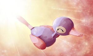 Porygon 2 + SPEEDPAINT by Sylvaur