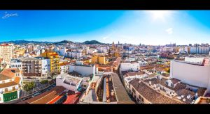 more views of Malaga by JuanChaves