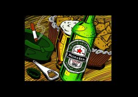 Heineken by KinKiat