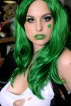 Green Girl by Meagan-Marie