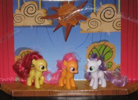 Show Stoppers by AleximusPrime