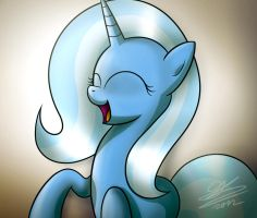 This pleases The Great and Powerful Trixie by Dori-to