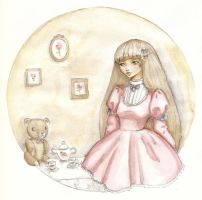Tea Party by Ninelyn