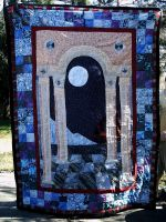 the nurodancer quilt by Joana-Jette-Samir
