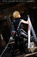 Final Fantasy VII Advent Children by overclass2