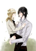 Noblesse: when young Frankenstein met Rai by camellia029